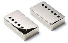 Humbucker Nickel Silver Cover Set Montreux Retrovibe Fits Les Paul ®