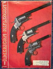 Vintage Magazine American Rifleman, JANUARY 1959 !MARLIN .22 CROWN PRINCE RIFLE!