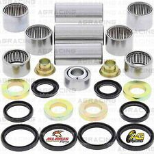All Balls Swing Arm Linkage Bearings & Seals Kit For Husqvarna WR 300 2009 MotoX