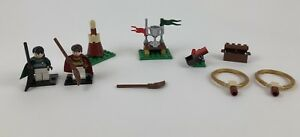 LEGO Harry Potter Quidditch Match #4737 NOT Complete  Minifigures