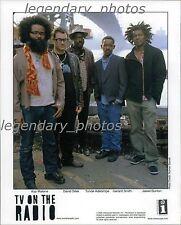 TV On The Radio Interscope Records Original Press Photo