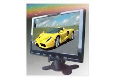 US HD 9'' 1024*600 Ultra Thin TFT LCD Color AV HDMI VGA Car Rear View Monitor
