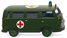 Wiking Ho 1:87 069508 German Army - Ford Fk 1000 bus - New 2016