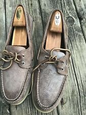Sperry Men's Intrepid 2 Eye Boat Shoe Mens Top Sider ~size 11M—NEW