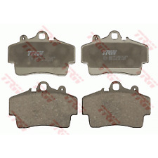 TRW Front Brake Pads SET FOR for PORSCHE BOXSTER 986 M96.20 2.5L 1/1997-10/1999