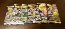 2002 Dragon Ball Z DBZ World Games Saga CCG Booster Pack Lot of 7 SEALED