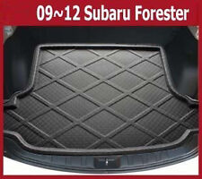 FIT FOR 09~12 SUBARU FORESTER SH REAR TRUNK TRAY BOOT LINER CARGO MAT PROTECTOR