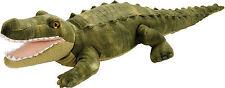 Wild Republic Plüschtier Stofftier Kuscheltier Krokodil Alligator Gustav 60 cm