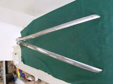1956  Ford Convertible Top Boot Mouldings Mercury FoMoCo