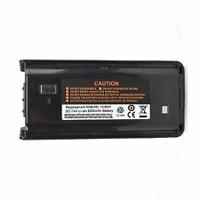 KNB-45L Li-ion Battery For Kenwood TK-2407 TK-3407 TK-3302 TK2302 Portable Radio