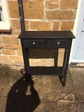 BESPOKE H90 W70 D25cm CONSOLE HALL BEDROOM KITCHEN BATHROOM TABLE 2 DRAWERS