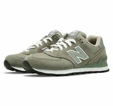 WOMENS NEW BALANCE W 574 GS in colors GREY / BLACK SIZE 6.5