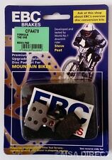 FORMULE Celui / Méga EBC résine vélo vtt plaquette frein à disque (cfa470) (