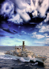 HMS NORTHUMBERLAND - HAND FINISHED, LIMITED EDITION (25)