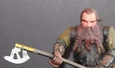 Gimli Axe Throwing Lord Of The Rings LOTR Action Figure
