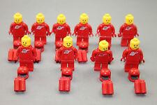 LEGO Classic Space 10 astronauti/spazio conducente/personaggio completamente in Rosso Set 1