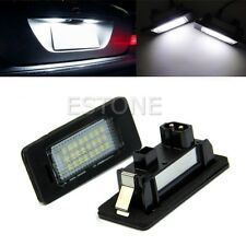 2pcs 24LED Error Free License Plate Light For BMW E92 E93 M3 E90 E70 E60 E39 F30