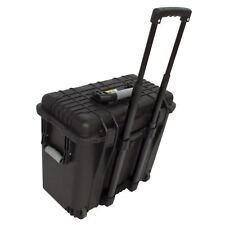 Outdoor Schutzkoffer Trolley Transportbox Kamera Drohne wasserdicht 50x30x46cm