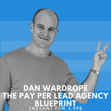 Dan Wardrope - The Pay Per Lead Agency Blueprint Course|🗯 Value $7800