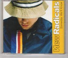 (HI833) New Radicals, Someday We'll Know - 1999 DJ CD