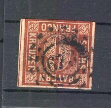 Baviera Francobollo con numero OMR 673 MÄHRING auf 4 impeccabile timbrato (A1204
