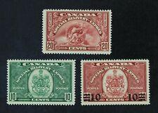 Ckstamps: Canada Stamps Collection Scott#E6 E7 Mint Nh Og #E9 H