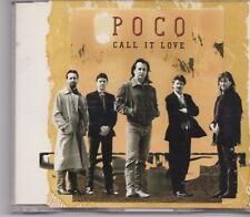 Poco-Call It Love cd maxi single