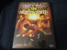 2005 KING OF THE CAGE UNFINISHED BUSINESS DVD *USED* SANCHEZ KRAZY HORSE CAMACHO