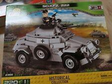Sdkfz 222 new set cobi 2366