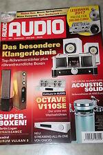 Audio 01/2017 Zeitschrift ohne CD !!!!!