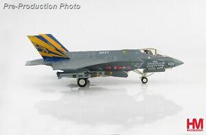 1/72 Hobbymaster Lockheed Martin F-35C Lightning II CF-01 US Navy HA6202
