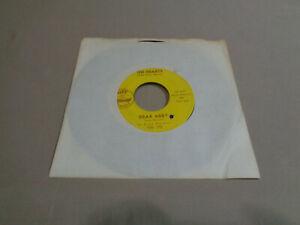 """The Hearts - Dear Abby - TUFF 7"""" Vinyl 45 - 1963 - VG"""