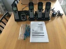 Panasonic KX-TGD564M Link2Cell Bluetooth Cordless PhoneAns Machine - 4 Handsets