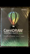 CorelDRAW 2020 for Windows Graphics Suite ***Brand New Sealed***