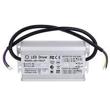 100W LED Driver Power Supply AC 85-277V 1.8A DC 18V-34V Waterproof  IP67