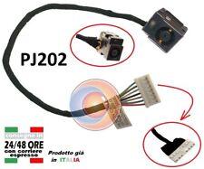 Connettore Alimentazione PJ202 HP Compaq CQ62 G62 CQ56 Series