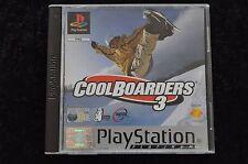 Cool Boarders 3 Platinum Plastation 1 PS1