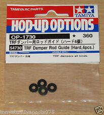 Guía de las barras de Tamiya 54730 TRF Damper (duro/4 Pcs.) (TRF416/TRF417/TRF418/TRF419)