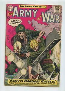 Our Army At War #99 (1960) Sgt. Rock VG