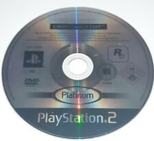 CANIS CANEM EDIT - PlayStation 2 PS2 Play Station Game Bambini Gioco