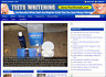 Awesome Teeth Whitening Store Website Free Installation + Free Hosting