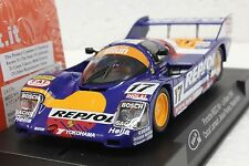 SLOT IT SICA17E Porsche 962 KH Repsol NEW 1/32 SLOT CAR IN DISPLAY CASE SEALED