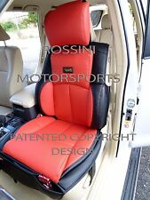 i - SEMI FIT A VOLKSWAGEN GOLF 4 CAR, SEAT COVERS, YS06 RECARO SPORTS, RED/BLACK