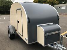 Teardrop Caravan/ Teardrop Trailer/ Sleeping Pod/ Camping Pod *NEW* IVA TESTED