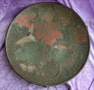 Antike Keramik Platte China oder Japan Asien