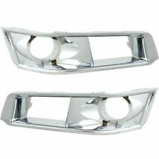 FOR CADILLAC CTS 2008 2009 2010 2011 2012 2013 FOG LAMP BEZEL RIGHT & LEFT