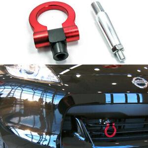 For Nissan 370Z GT-R Juke Infiniti G37 Track Racing JDM Style Aluminum Tow Hook