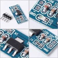 voltage regulator STEP DOWN unit New supply power P2I3 5Pcs AMS1117 5V module