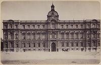Marsiglia La Préfecture Francia Stampa Albume D'Uovo Vintage Ca 1875