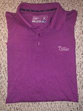 New listing Cutter & Buck Philadelphia Phillies Mens Pink Polo Shirt XXL